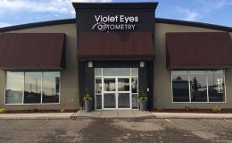 Violet Eyes Optometry